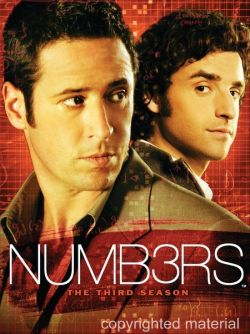 4исла. Сезон 3 - Numb3rs. Season III