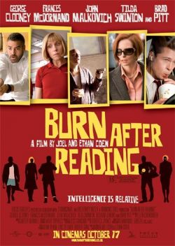 ����� ��������� c���� - Burn After Reading