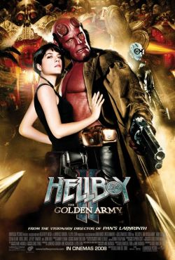 ������� II: ������� ����� - Hellboy II: The Golden Army