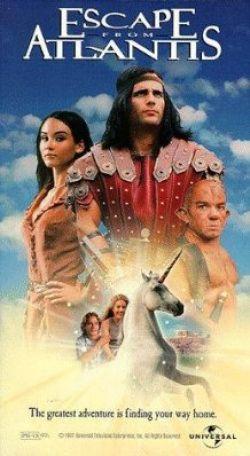 Побег из Атлантиды - Escape from Atlantis