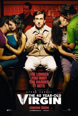 40-летний девственник - The 40 Year Old Virgin