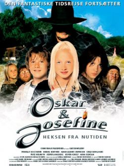 Медальон Торсена - Oskar $ Josefine