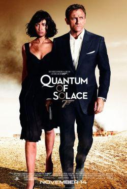 Квант милосердия - Quantum of Solace