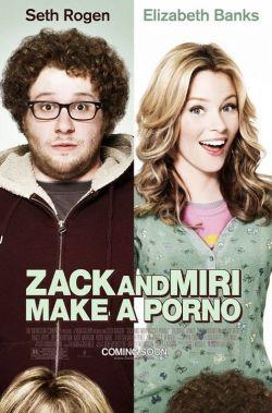 Зак и Мири снимают порно - Zack and Miri Make a Porno