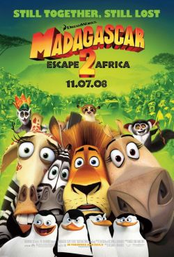 Мадагаскар 2 - Madagascar: Escape 2 Africa