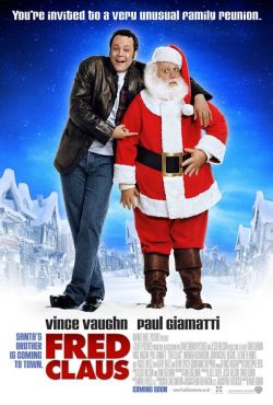 Фред Клаус, брат Санты - Fred Claus