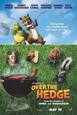 Лесная братва - Over the Hedge