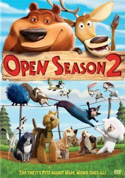 Сезон охоты 2 - Open Season 2