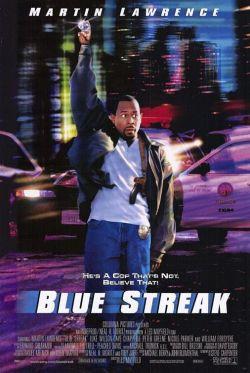 Бриллиантовый полицейский - Blue Streak