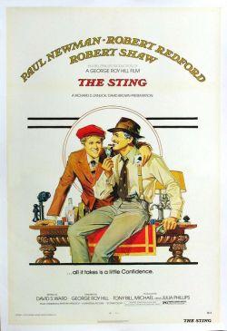 Афера - The Sting