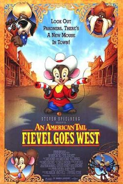 Американская история 2: Фивел едет на Запад - An American Tail: Fievel Goes West
