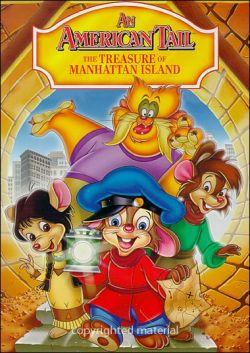 Американская история 3: Сокровища острова Манхэттен - An American Tail: The Treasure of Manhattan Island