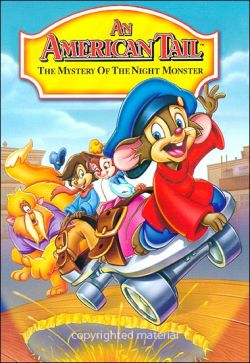 Американская история 4: Загадка ночи - An American Tail: The Mystery of the Night Monster