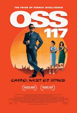 Агент 117 - OSS 117: Le Caire nid despions