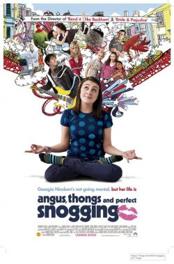 Ангус, стринги и поцелуи взасос - Angus, Thongs and Perfect Snogging