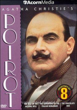 Пуаро Агаты Кристи. Сезон 8 - Agatha Christie: Poirot. Season VIII