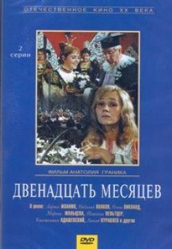 Двенадцать месяцев - Dvenadtsat mesyatsev