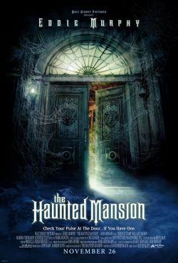 Особняк с привидениями - The Haunted Mansion