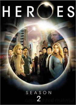 Герои. Сезон 2 - Heroes. Season II