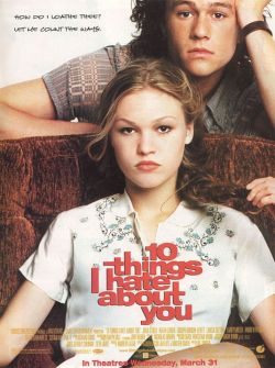 10 ������ ���� ��������� - 0 Things I Hate About You