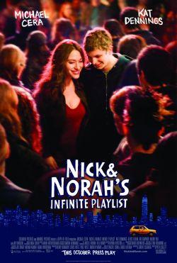 Будь моим парнем на пять минут - Nick and Norahs Infinite Playlist