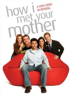 Как я встретил вашу маму. Сезон 1 - How I Met Your Mother   Season 1