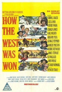 Война на Диком Западе - How the West Was Won