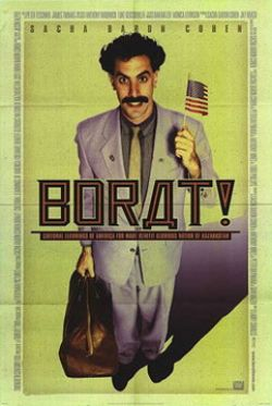 Борат - Borat: Cultural Learnings of America for Make Benefit Glorious Nation of Kazakhstan