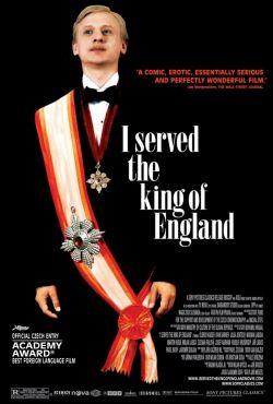 Я обслуживал английского короля - Obsluhoval jsem anglickeho krale