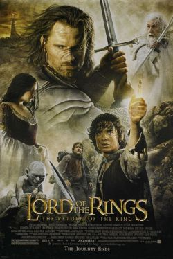 Властелин колец 3: Возвращение бомжа - The Lord of the Rings: The Return of the King