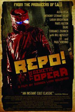 Генетическая опера - Repo! The Genetic Opera