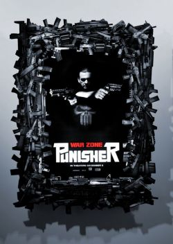 Каратель: Территория войны - Punisher: War Zone