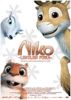 Нико: Путь к звездам - Niko - Lentajan poika