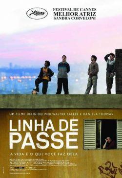 Линия прохода - Linha de Passe