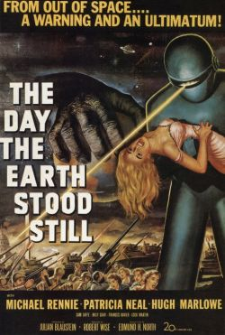 ����, ����� ����� ������������ - The Day the Earth Stood Still