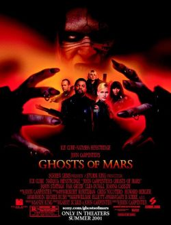 Призраки Марса - Ghosts of Mars