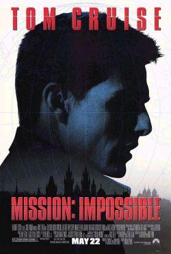 Миссия невыполнима - Mission: Impossible
