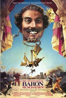 Приключения барона Мюнхаузена - The Adventures of Baron Munchausen