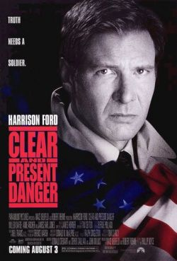 ������ � ����� ������ - Clear and Present Danger