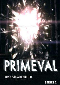 Портал юрского периода. Сезон 2 - Primeval. Season II
