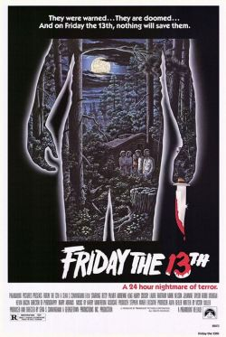 Пятница 13 - Friday the 13th