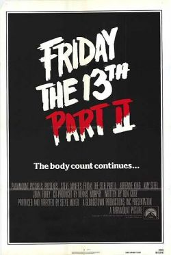 ������� 13 - ����� 2 - Friday the 13th Part 2