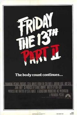 Пятница 13 - Часть 2 - Friday the 13th Part 2