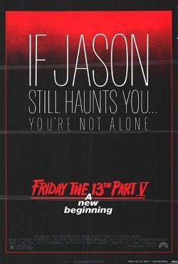 Пятница 13 - Часть 5: Новое начало - Friday the 13th: A New Beginning