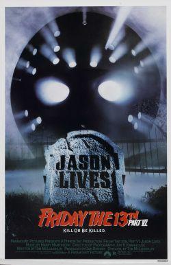 Пятница 13 - Часть 6: Джейсон жив! - Jason Lives: Friday the 13th Part VI