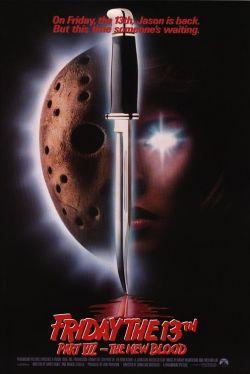 Пятница 13 - Часть 7: Новая кровь - Friday the 13th Part VII: The New Blood
