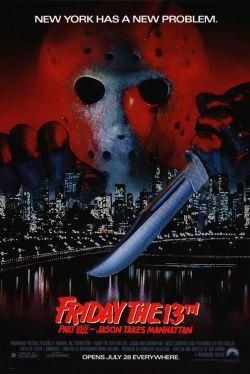 Пятница 13 - Часть 8: Джейсон штурмует Манхэттен - Friday the 13th Part VIII: Jason Takes Manhattan