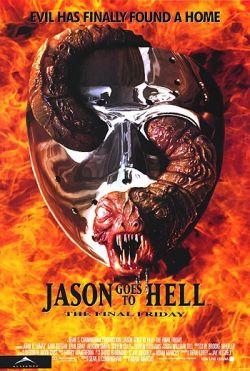 Джейсон отправляется в ад: Последняя пятница - Jason Goes to Hell: The Final Friday