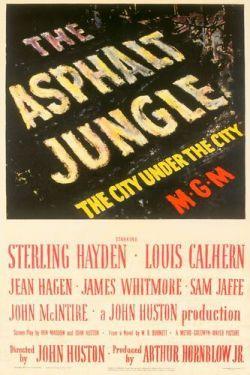 Асфальтовые джунгли - The Asphalt Jungle