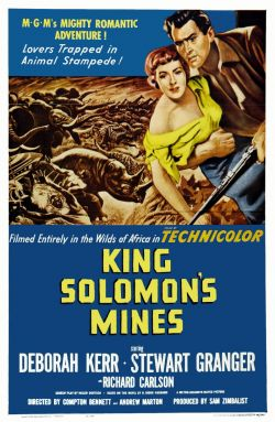 Копи царя Соломона - King Solomons Mines